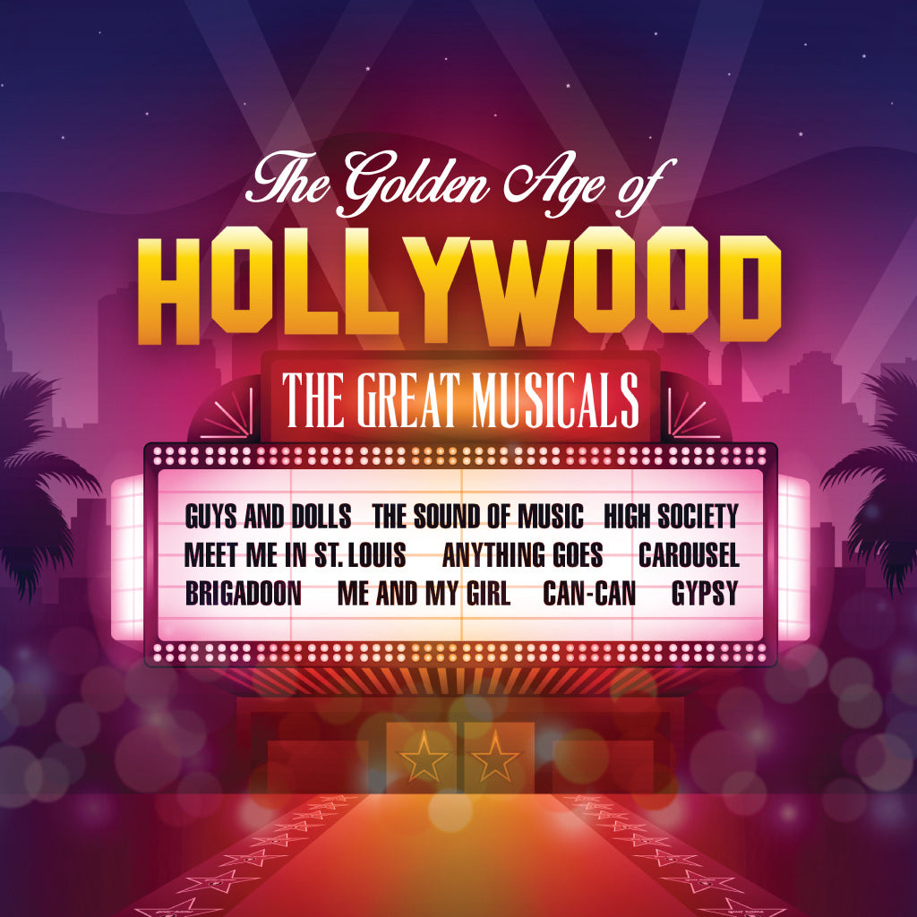 The Golden Age of Hollywood – The Great Musicals