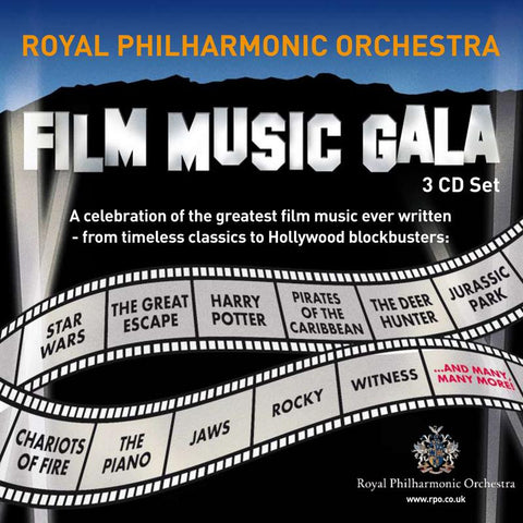 Film Music Gala (3 CD set)