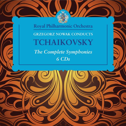 Grzegorz Nowak Conducts Tchaikovsky [Album download]