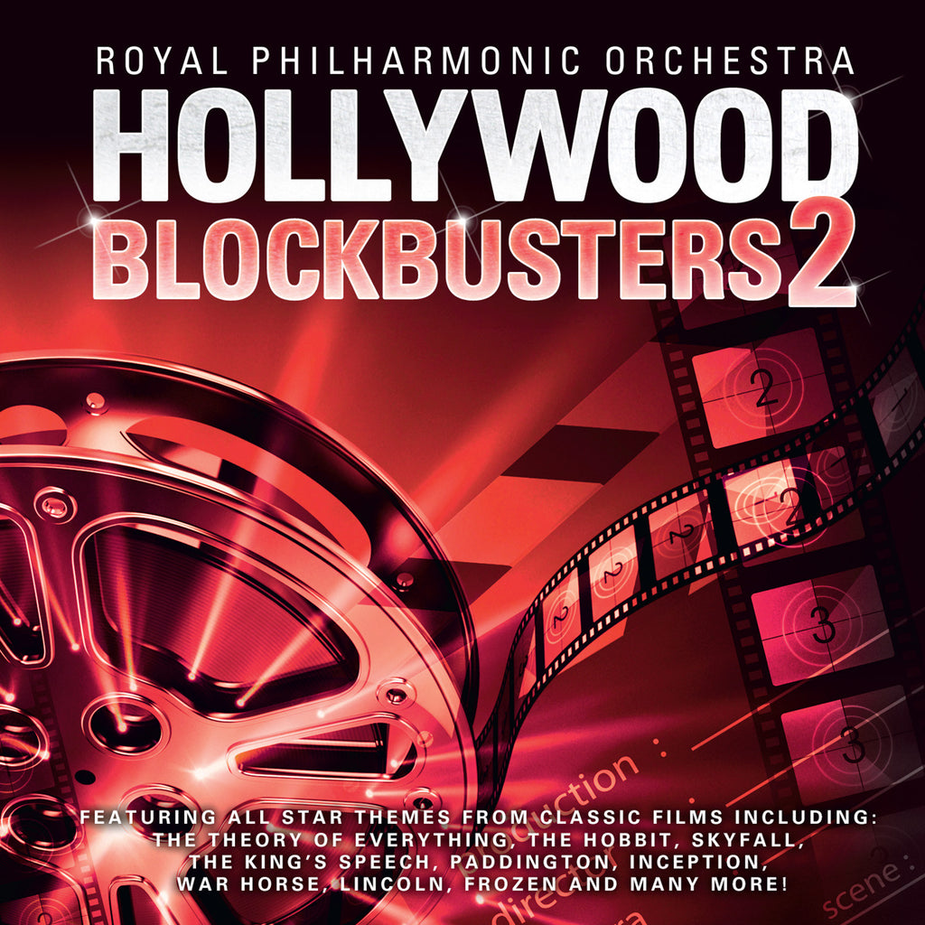 Hollywood Blockbusters 2 [Single downloads, MP3]