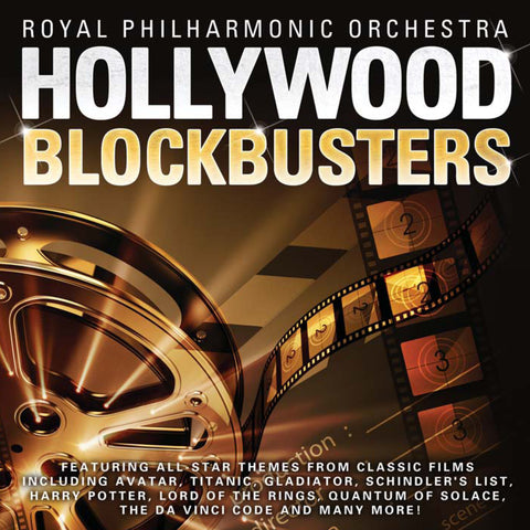 Hollywood Blockbusters [Single downloads, FLAC]