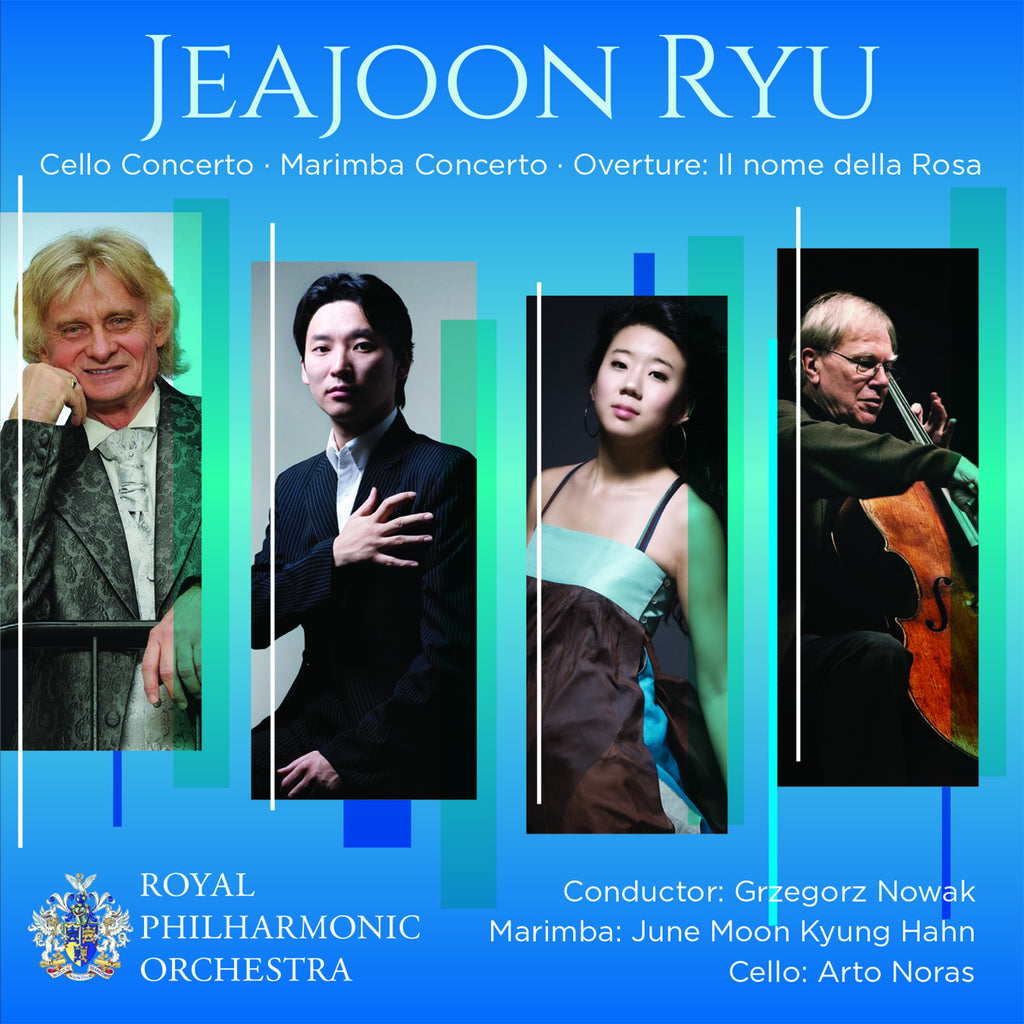 Royal Philharmonic Orchestra: Jeajoon Ryu [Album download]
