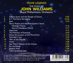 Movie Legends: The Music of John Williams (Here Come the Classics Volume 21)