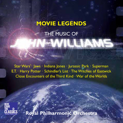 Movie Legends: The Music of John Williams (Here Come the Classics Volume 21) [Single downloads, FLAC]