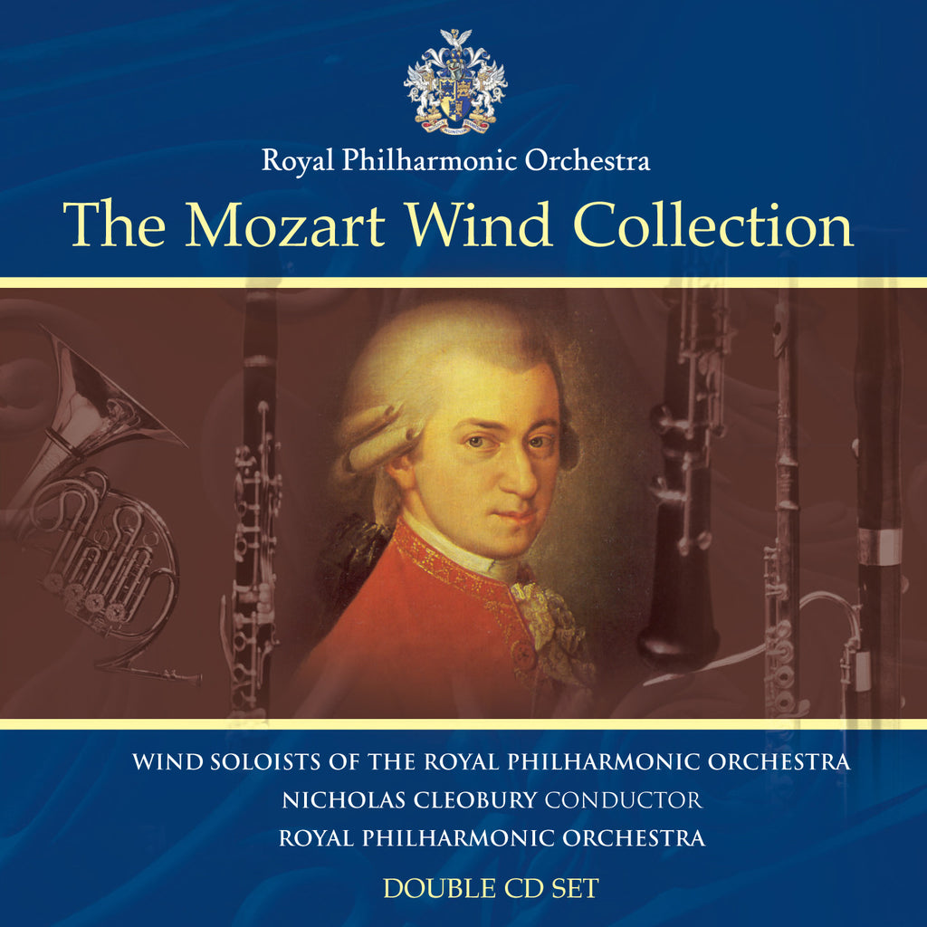 The Mozart Wind Collection [Album download]