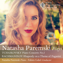 Natasha Paremski Plays Tchaikovsky and Rachmaninov [Single downloads, FLAC]