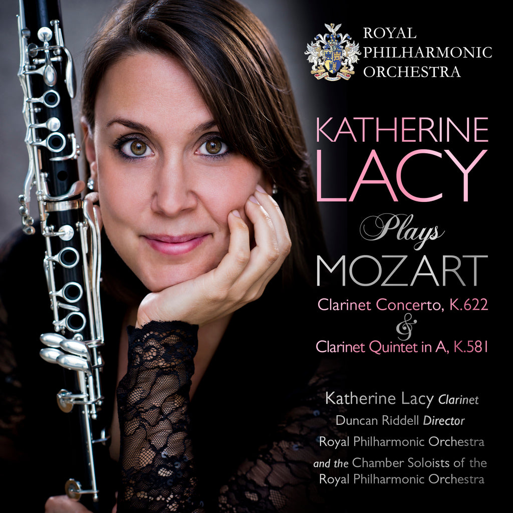 Katherine Lacy Plays Mozart [Album download]