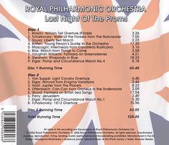 Last Night of the Proms [Single downloads, FLAC]