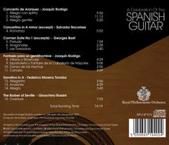 A Celebration of Spanish Guitar [Single downloads, MP3]