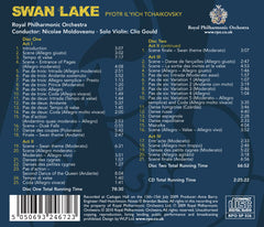 Swan Lake [Album download]