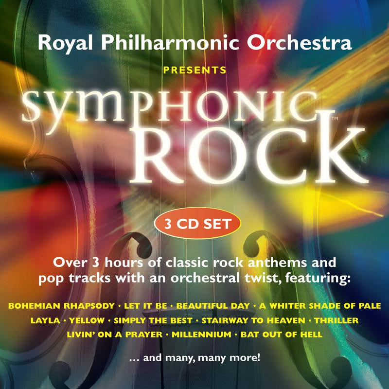 Symphonic Rock (3 CD Set)
