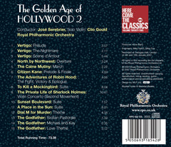 The Golden Age of Hollywood 2 (Here Come the Classics Volume 22)