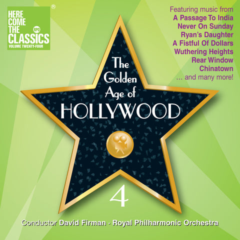 The Golden Age of Hollywood 4 (Here Come the Classics Volume 24)