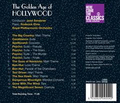 The Golden Age of Hollywood (Here Come the Classics Volume 17) [Album download]