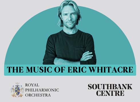 RPO Chestertons (Staff & Associates) offer: The Music of Eric Whitacre