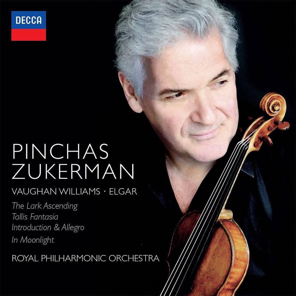 Pinchas Zukerman: Vaughan Williams and Elgar