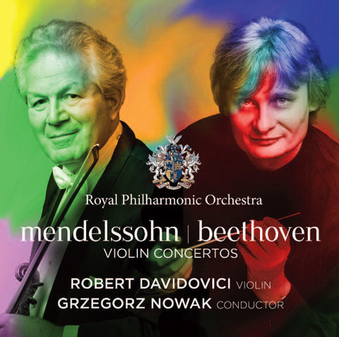 Mendelssohn and Beethoven Violin Concertos [Album download]