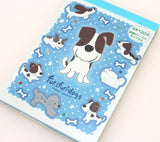 Furi Dog A6 Note Pad