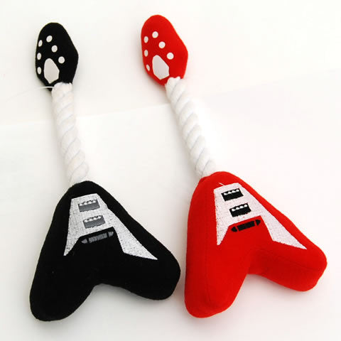 Guitar Pet Toy (2 colours)