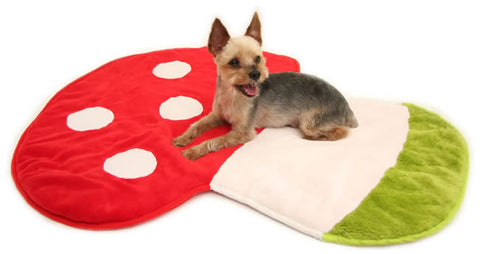 Mushroom Pet Sleeping Mat (2 sizes)