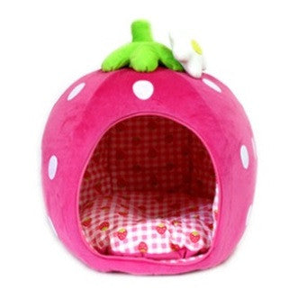 Strawberry Pet House (2 colours)