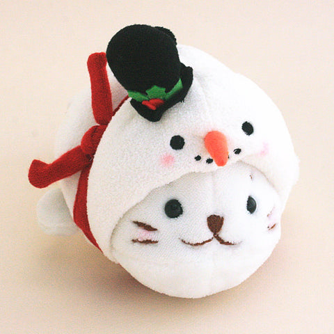 Sirotan Mascot - Snow Man (2 sizes)