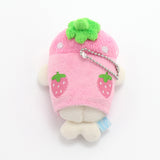 Sirotan Keychain - Strawberry
