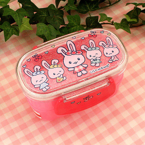 Usamomo Double Tier Lunch box