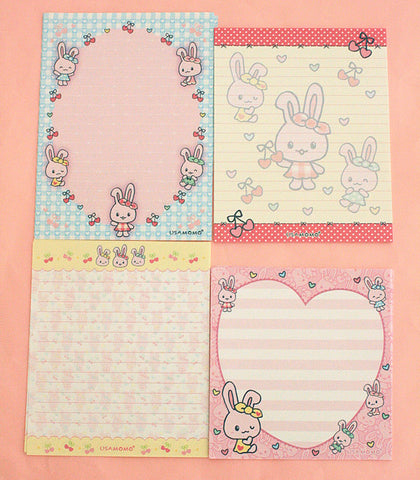 Usamomo Letter Set - Sweetheart