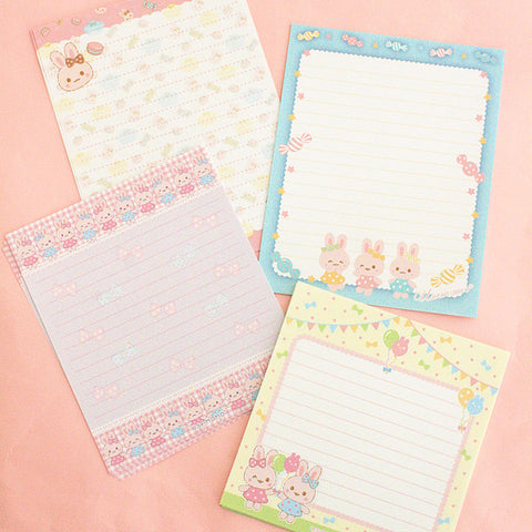 Usamomo Letter Set - Celebrations