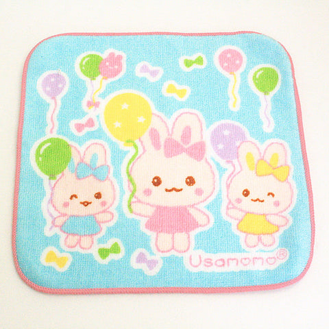 Usamomo Mini Towel - Blue