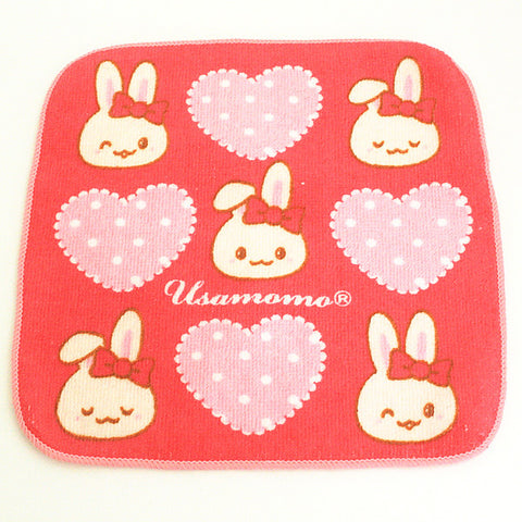 Usamomo Mini Towel - Red