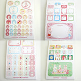 Usamomo Sticker Book
