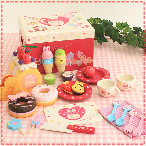 Usamomo Tea Time Set