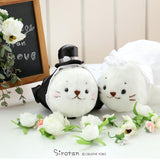 Sirotan Mascot - Wedding Set