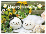 Sirotan Mascot - Wedding Set Special
