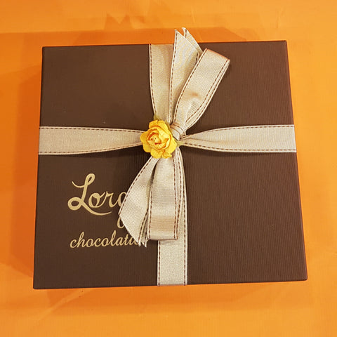 Lorge Chocolatier Assorted Filled Chocolates