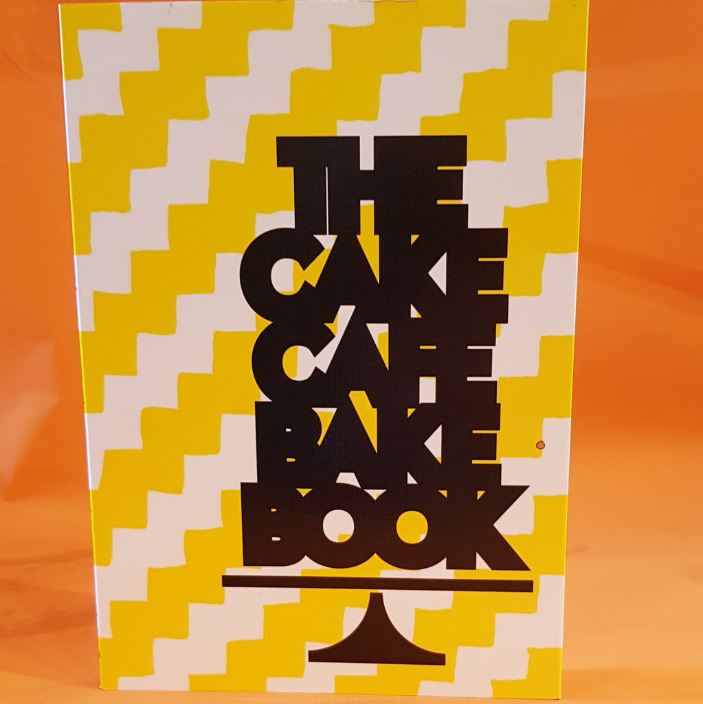 The Cake Cafe Bake Book