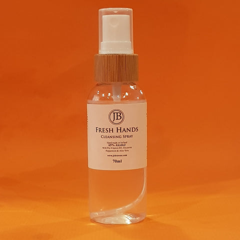Jo Browne Fresh Hands Cleansing Spray