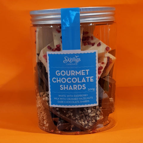 Skelligs Gourmet Chocolate Shards