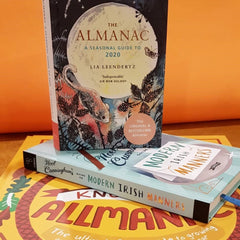 The Almanac A Seasonal Guide to 2020, Lia Leendertz, Noel Cunningham's Guide to Modern Irish Manners, GIY's Know-It-Allmanac, The ultimate family guide to growing and cooking food through the year, Michael Kelly, Muireann Ni Chiobhain, Fatti Burke, Family Friendly Books