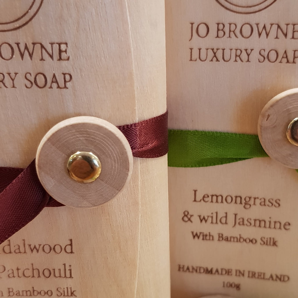 New Jo Browne Natural Soap