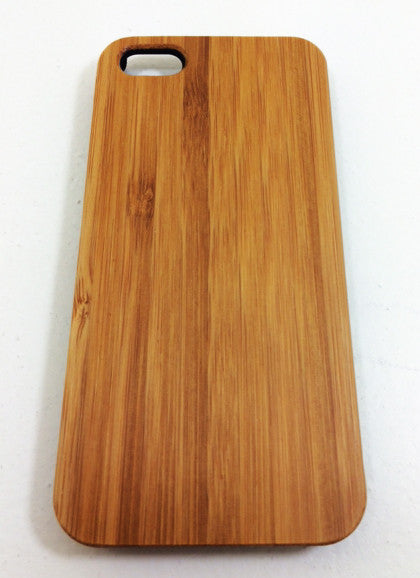 Iphone 55s Bamboo Cover Smart Series