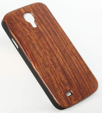 Galaxy S4 Rosewood Cover (Black - Smart Series)