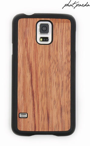 Samsung Galaxy S5 Rosewood Cover