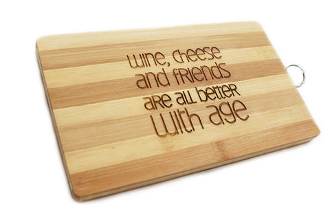 Personalised Cheese/Biltong board
