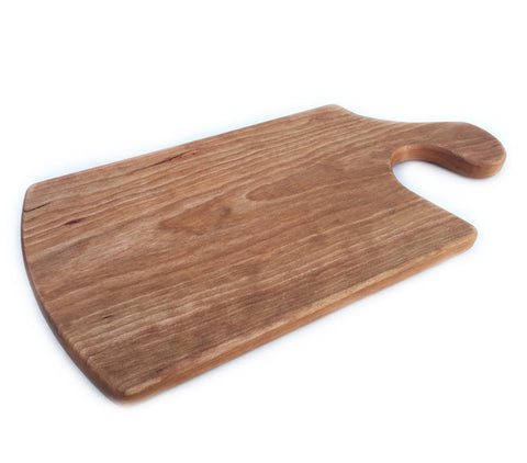 Cherrywood Curve serving board- Hand made