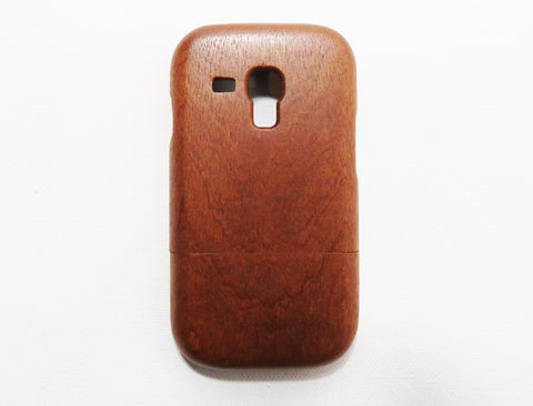 Samsung Galaxy S3 Mini Sapele Wood Cover (Classic Series)