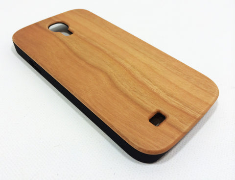 Galaxy S4 Cherry Wood Cover (Smart Series)