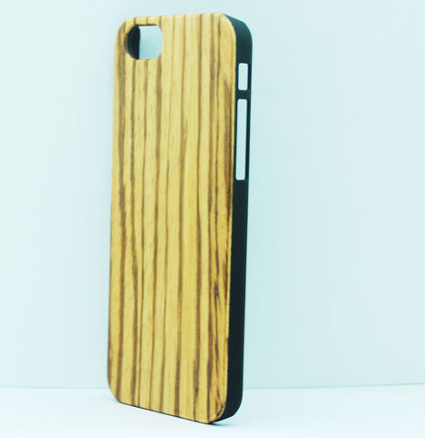 iPhone 6 Plus Zebra wood case (Smart series)